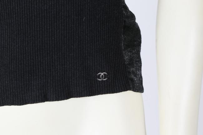 Chanel Casual Top Black