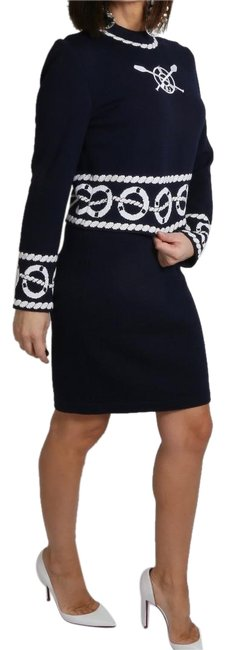 Preload https://img-static.tradesy.com/item/24480646/st-john-blue-collection-navy-top-and-skirt-suit-size-6-s-0-1-650-650.jpg
