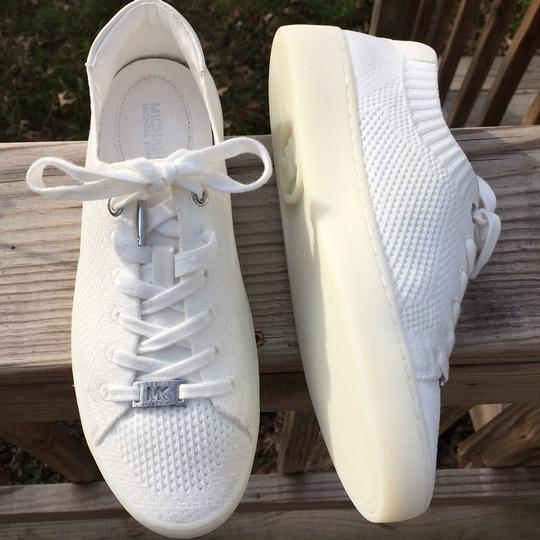 Michael Kors white Athletic