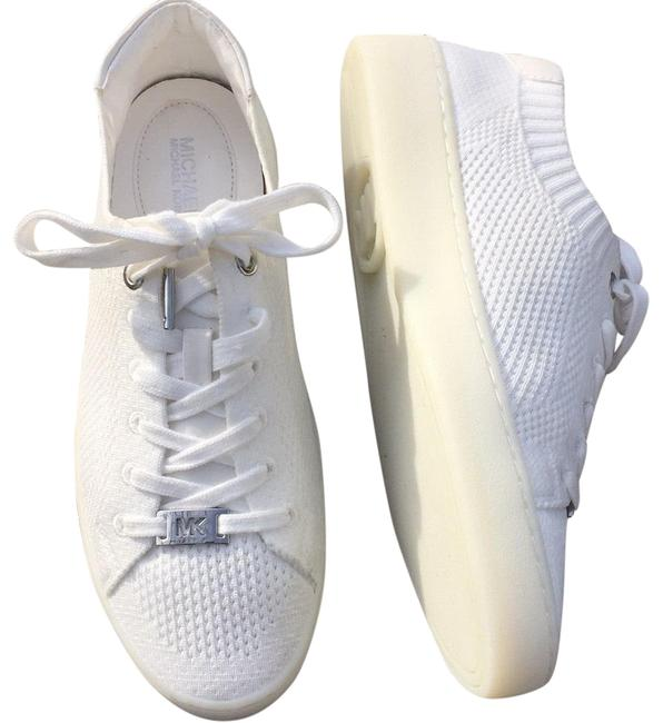 Item - White New Skyler Lace Up Sneakers Size US 8 Regular (M, B)