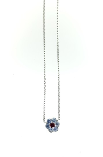Preload https://img-static.tradesy.com/item/24480712/white-gold-14k-with-burma-ruby-aaa-and-light-blue-sapphire-necklace-0-0-540-540.jpg