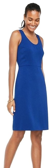 Preload https://img-static.tradesy.com/item/24480787/ann-taylor-cobalt-nwot-mid-length-workoffice-dress-size-6-s-0-1-650-650.jpg