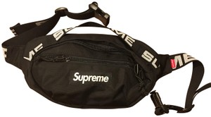 Supreme Waist Ss18 Cross Body Bag
