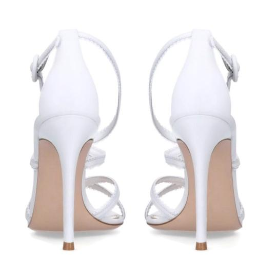 Gianvito Rossi White Pumps
