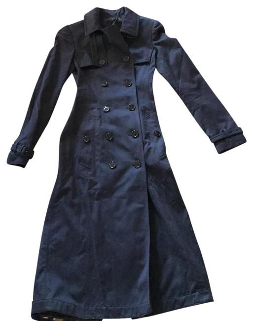 Preload https://img-static.tradesy.com/item/24480858/burberry-navy-leather-accented-classic-coat-size-00-xxs-0-1-650-650.jpg