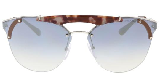 Preload https://img-static.tradesy.com/item/24480884/prada-silver-new-pr-53us-havana-mirrored-oversized-sunglasses-0-0-540-540.jpg