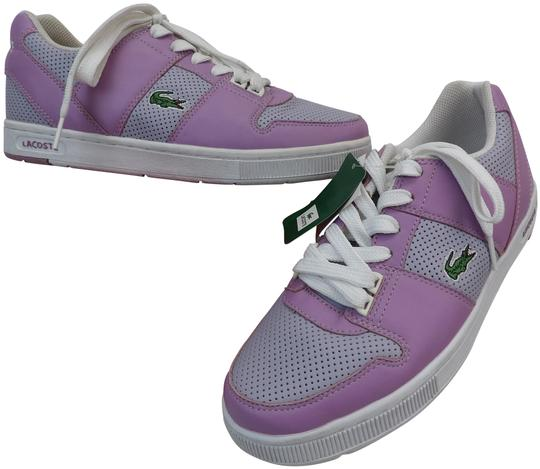 Preload https://img-static.tradesy.com/item/24480890/lacoste-purple-two-tone-violet-leather-observe-lace-up-sneakers-sneakers-size-us-9-regular-m-b-0-1-540-540.jpg