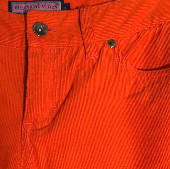 Vineyard Vines Straight Pants orange