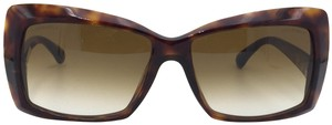 Chanel Chanel Square Tortoise Brown Gradient 5366 c.1580/51 Sunglasses