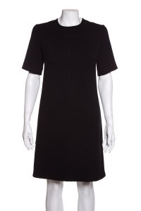 Lela Rose short dress Black on Tradesy