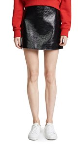 Courrèges Mini Skirt black
