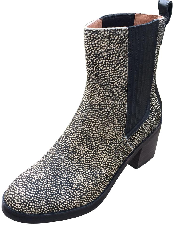 db1517e6f63 UGG Australia Black Camden Exotic Women's Ankle New Boots/Booties Size US 8  Regular (M, B) 50% off retail