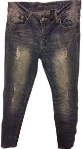 ZCO Jeans Skinny Jeans-Distressed