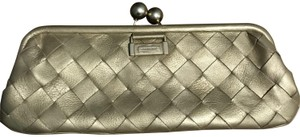 Charles David Light Gold Clutch