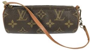 Louis Vuitton Mini Papillon Monochrome Pochette Vintage Baguette