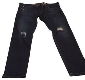 AG Adriano Goldschmied Skinny Jeans-Medium Wash