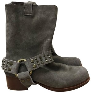 Zadig & Voltaire taupe Boots