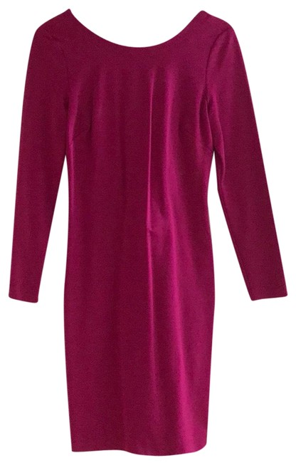 Item - Pink Day Mid-length Work/Office Dress Size 0 (XS)