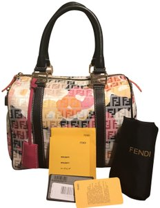 Fendi Satchel in Multi color