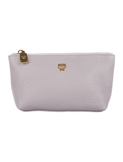 Preload https://img-static.tradesy.com/item/24483385/mcm-lavender-leather-pouch-cosmetic-bag-0-1-540-540.jpg