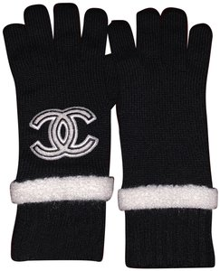 Chanel Cashmere Gloves