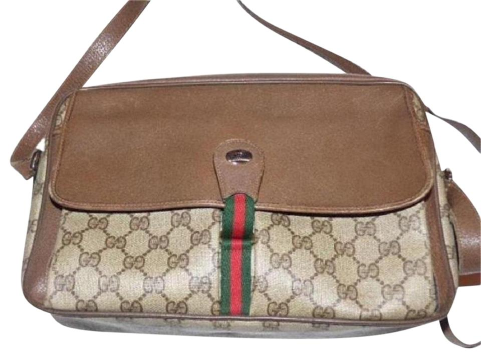 0c1becbc6354 Gucci Shoulder/Cross Great To Mix & Match Excellent Vintage Accessory Col  Lots Pockets Cross ...