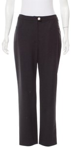 Chanel Classic Straight Pants Charcoal
