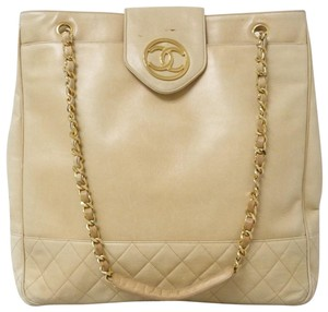 0cd1b8dee3adb4 Chanel Beige Bags, Shoes, Clothing, Accessories - Up to 70% off at ...