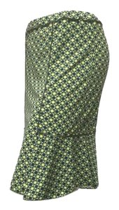 Max Studio Skirt Green
