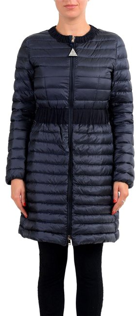 "Item - Navy Blue Women's ""Hodenite"" Lightly Insulated Down Jacket Coat Size 12 (L)"