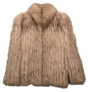 Saga Furs Fox Fox Jacket Fox Fur Coat