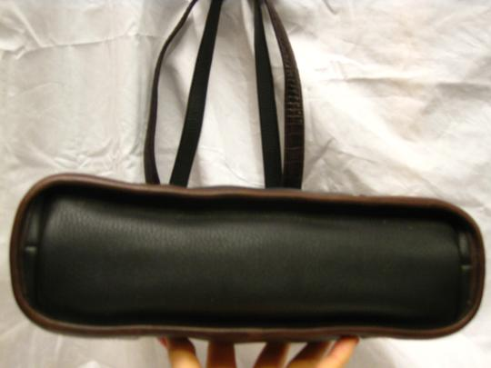 brighton Tote in black/brown Image 5