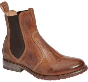 Bed Stü Chelsea Ankle Leather Tan Mason Brown Boots