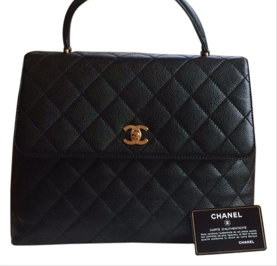 2e50de415c9df7 Chanel Bag with Classic Flap Coco Handle Jumbo Kelly Style ...