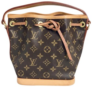 Louis Vuitton Bucketbag Handlebag Small Lv Tote in Brown