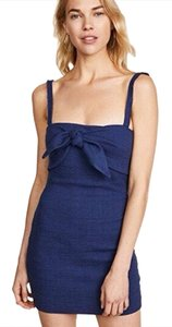 Bec & Bridge short dress Blue on Tradesy