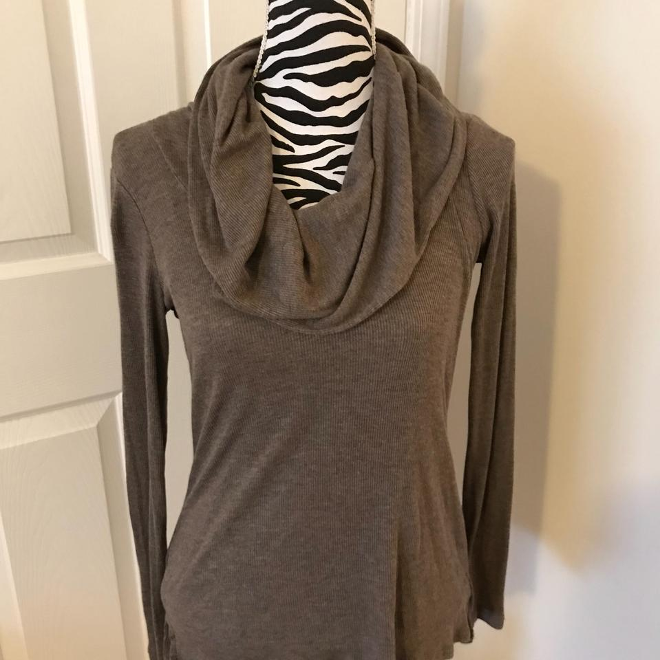 Saks Fifth Avenue Top Taupe