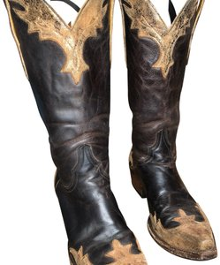 Old Gringo Dark brown Boots
