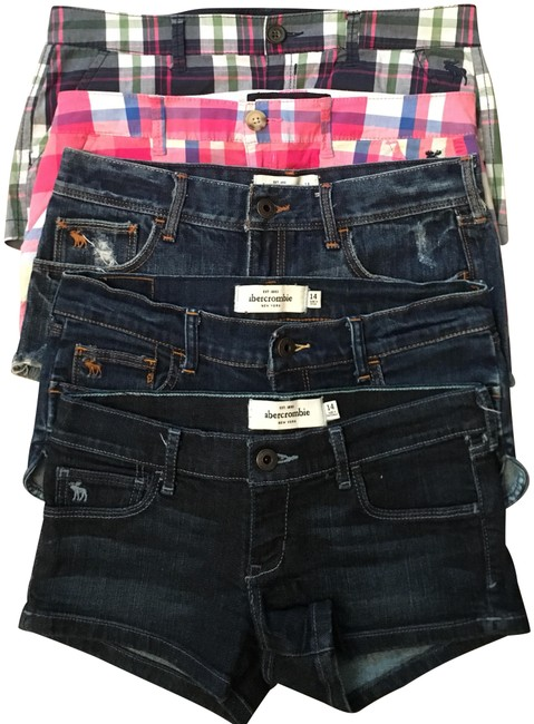 Preload https://img-static.tradesy.com/item/24486343/abercrombie-and-fitch-five-pairs-of-shorts-size-00-xxs-24-0-1-650-650.jpg