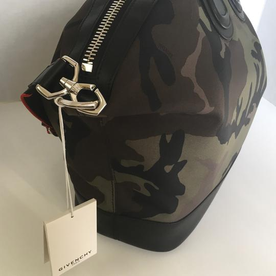 Givenchy Canvas Leather multi Travel Bag