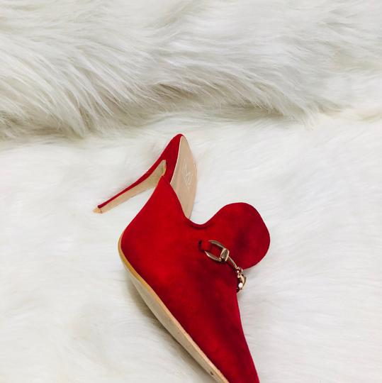 Makers Red Mules