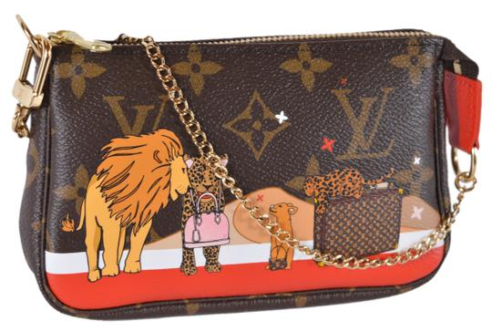 Louis Vuitton Lv Purse Wristlet in Multicolor
