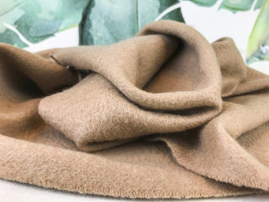Burberry Beige 100% Cashmere Long Scarf