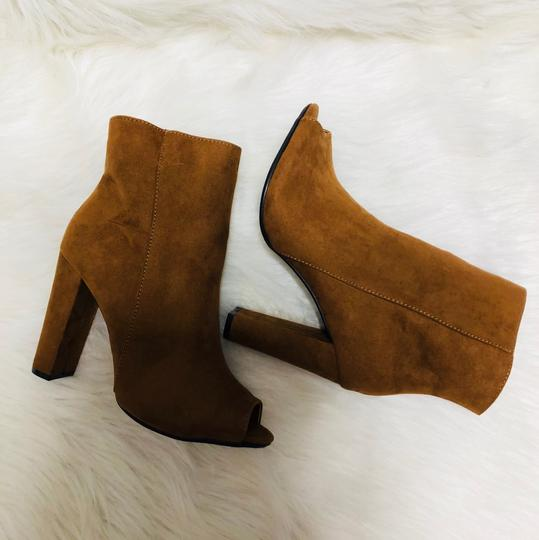 Kali Taupe Boots