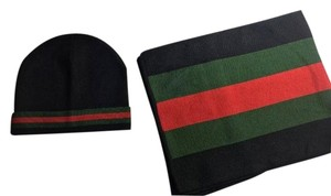 Gucci Scarf And Hat Set Gucci