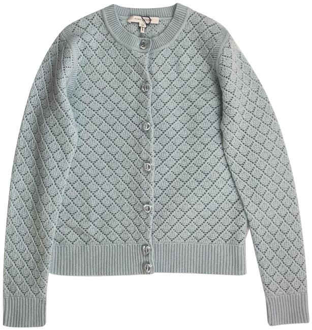 Preload https://img-static.tradesy.com/item/24486530/marc-jacobs-light-green-cashmere-crystal-button-long-sleeve-m4007113-cardigan-size-4-s-0-1-650-650.jpg