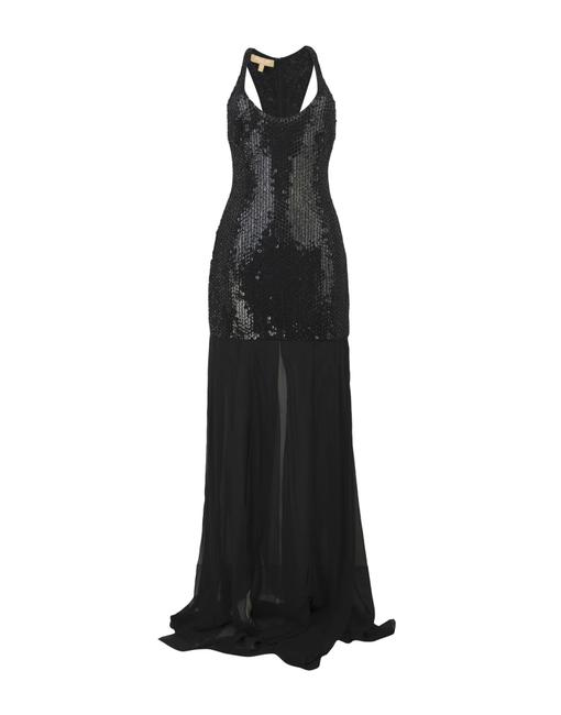 Preload https://img-static.tradesy.com/item/24486544/michael-kors-embellished-black-sexy-gown-long-cocktail-dress-size-2-xs-0-0-650-650.jpg