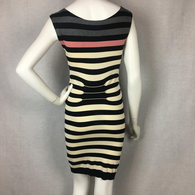 Preload https://img-static.tradesy.com/item/24486552/ted-baker-black-cream-and-pink-striped-ruched-bodycon-short-casual-dress-size-4-s-0-3-650-650.jpg