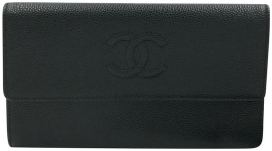 Preload https://img-static.tradesy.com/item/24486597/chanel-black-classic-flap-caviar-leather-wallet-0-1-540-540.jpg