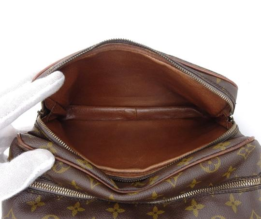Louis Vuitton Monogram Vintage Nile France Cross Body Bag